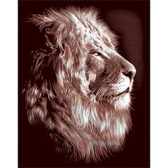 Reeves Gold Foil Lion