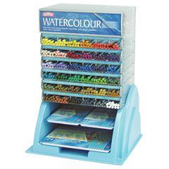 Watercolor Countertop Assortment