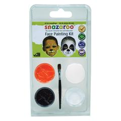 Snazaroo Mini Face Painting Clam Shell Kit Tiger