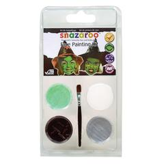Mini Face Painting Clam Shell Kit Witch