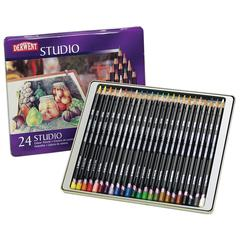 Pencil 24-Color Tin Set