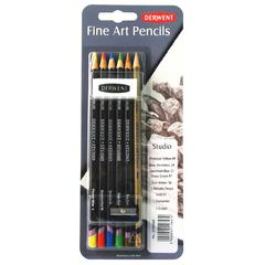Derwent Studio Mixed Media Colored Pencil Set