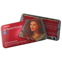 Pastel Pencil 36-Color Set