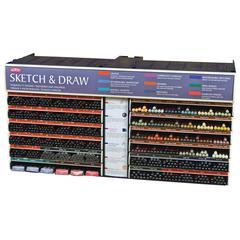 Graphic Pencil Assortment