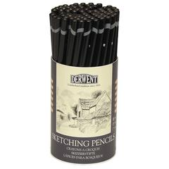 Derwent Sketching Pencil 72-Piece Tub