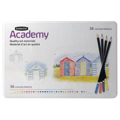 Pencil 36-Color Tin Set