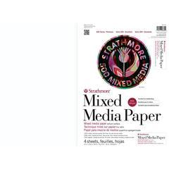 500 MIX MEDIA 90# 22x30 4PK