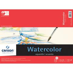 "11"" x 15"" Watercolor Cold Press 15-Sheet Pad"
