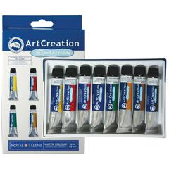Royal Talens ArtCreation Expressions Watercolor 8-Color Set