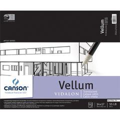 "Canson Artist Series 14"" x 17"" Vellum Sheet Pad"