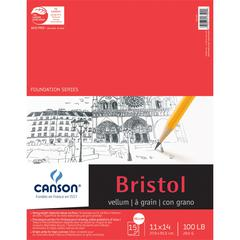 "11"" x 14"" Foundation Bristol Sheet Pad"
