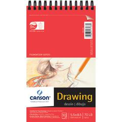 "5.5"" x 8.5"" Foundation Drawing Pad"