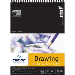 "Canson Artist Series 11"" x 14"" Drawing Sheet Pad"