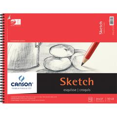 "14"" x 17"" Foundation Sketch Sheet Pad"