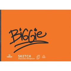"Canson Biggie 14"" x 17"" Sketch 125-Sheet Pad"