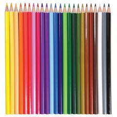 24-Piece Colored Pencil Set