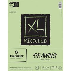 "11"" x 14"" Recycled Drawing Pad"
