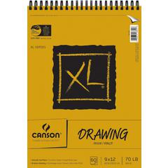 "Canson XL 9"" x 12"" Drawing Sheet Pad"