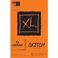 "Canson XL 5.5"" x 8.5"" Sketch Sheet Pad"