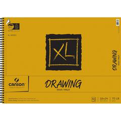 "Canson XL 18"" x 24"" Drawing Sheet Pad"