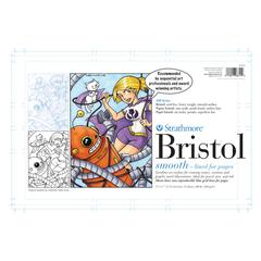 "11"" x 17"" Smooth Sequential Art Bristol Sheets"