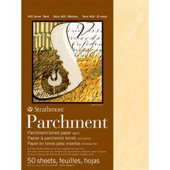 """Strathmore 400 Series 8.5"""" x 11"""" Aged Parchment Sheets"""