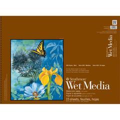 18 x 24 Wire Bound Wet Media Pad