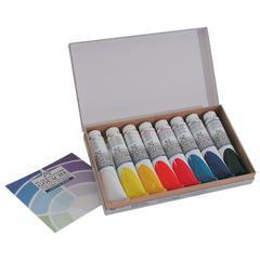 Gouache 8-Color Set