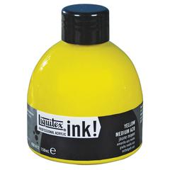 Liquitex Professional Acrylic Ink! Carbon Black