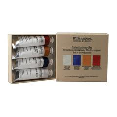 Williamsburg Introductory Oil Paint Set