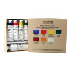 Basic II 6-Color Oil Set