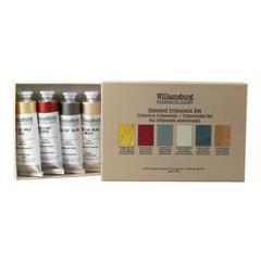 Williamsburg Irridescents Oil Paint Set