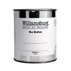 Williamsburg Wax Medium 16 oz.