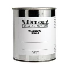 Titanium Oil Grounds 16 oz.