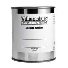 Williamsburg Impasto Medium 16 oz. Can
