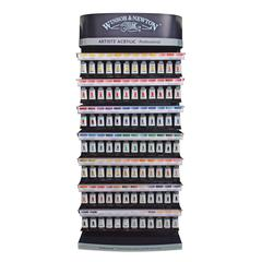 Winsor & Newton Artists' Acrylic Rack