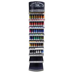 Winsor & Newton Artisan Artisan Water Mixable Oil Color Paint Display Assortment Rack