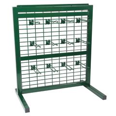 Wire Hook Rack