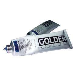 Golden Heavy Body Historical Hue Acrylic 2 oz. Azurite Hue