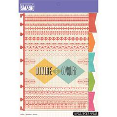 K & Company SMASH* Tabs 5 Dividers