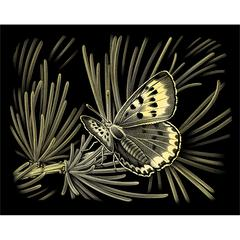 Reeves Gold Foil Butterfly