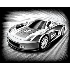 Scraperfoil Car