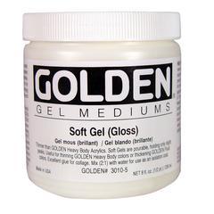 Soft Gel Medium 8 oz.