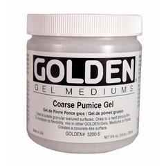 Pumice Gel Medium Coarse 8 oz.