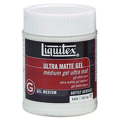 Liquitex Ultra Matte Gel Medium 8oz
