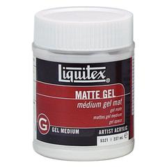 Liquitex Matte Gel Medium 8 oz.