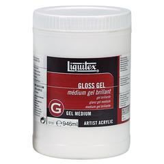 Liquitex Gloss Gel Medium 32oz