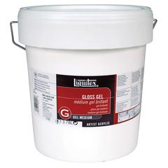 Liquitex Gloss Gel Medium 1 Gallon