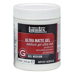 Liquitex Ultra Matte Gel Medium 16oz