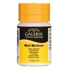 Acrylic Matte Medium 250ml